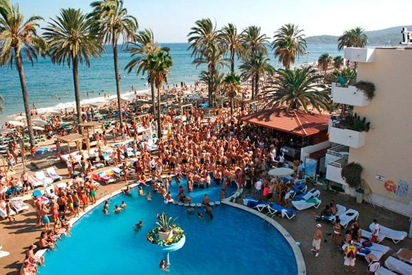 Bora Bora Beach Club Ibiza